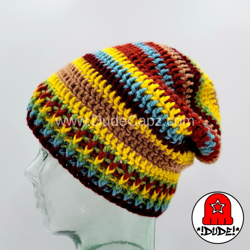 HEX SERIES SLOUCHY BEANIE 002 FOR HIM