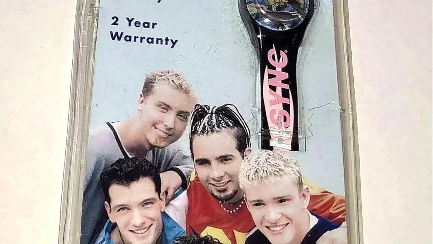 NSYNC 1999 RAREWATCH